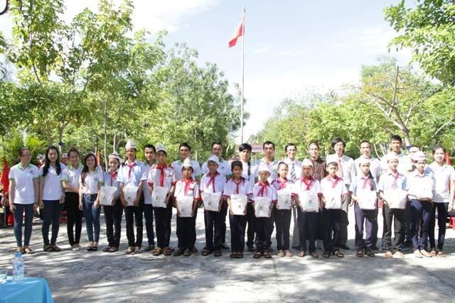 Lễ Khai Giảng Năm Học Mới 2014 – 2015 Tại Trường THCS An Bằng Vinh An