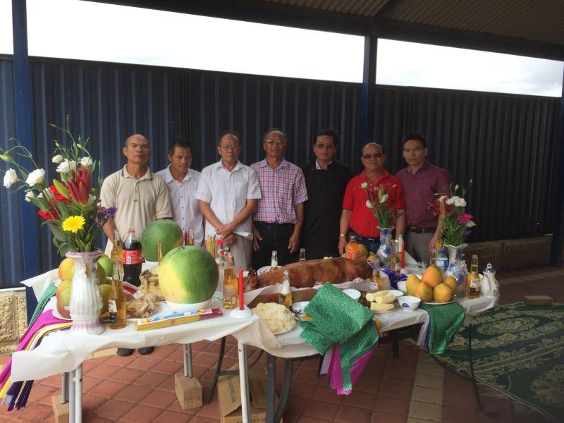 Đồng Hương An Bằng Tại Tây Úc – Họp Mặt Cuối Năm