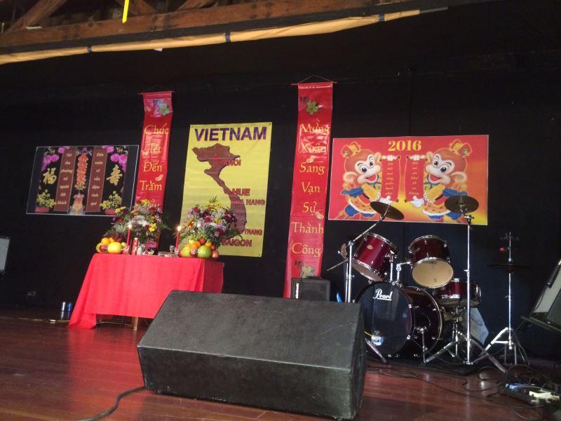 Người Việt tại Southwest Florida tổ chức tất niên