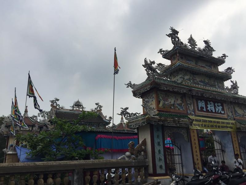Họ Tộc Nguyễn Văn An Định – Ngày Hiệp Kỵ