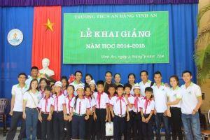 Lễ Khai Giảng Trường Trung Học Cơ Sở An Bằng – Vinh An 2014-2015