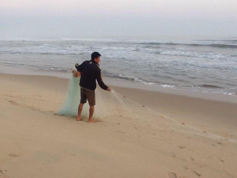 Đầu Năm Đi Biển