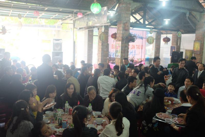 Hội Đồng Hương An Bằng tại Huế tổ chức họp mặt đầu năm 2015