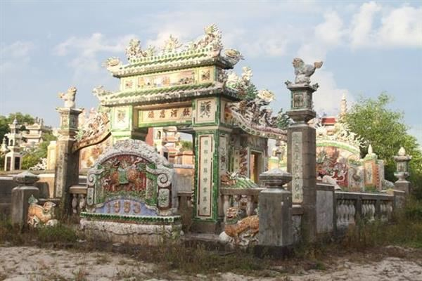 Lễ Tảo Mộ An Bằng