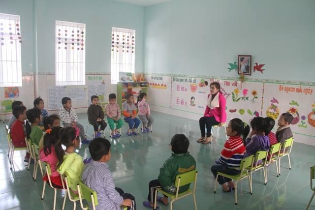Thư Ngỏ: Sửa Chữa Trường Mần Non – Cụm Anh Định, Làng An Bằng, Xã Vinh An