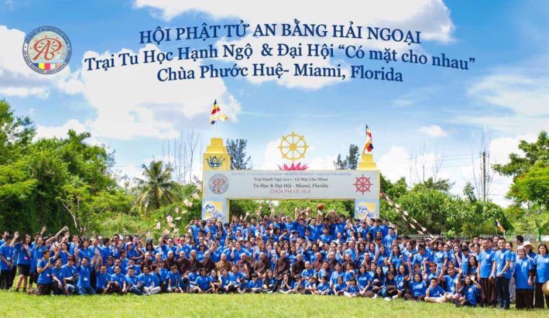 Trại Hè Hạnh Ngộ 2017 HPTABHN