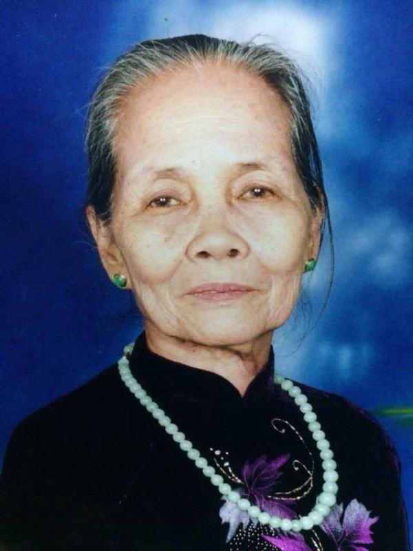 Mệ Nguyên Giới Nguyễn Thị Tuyến