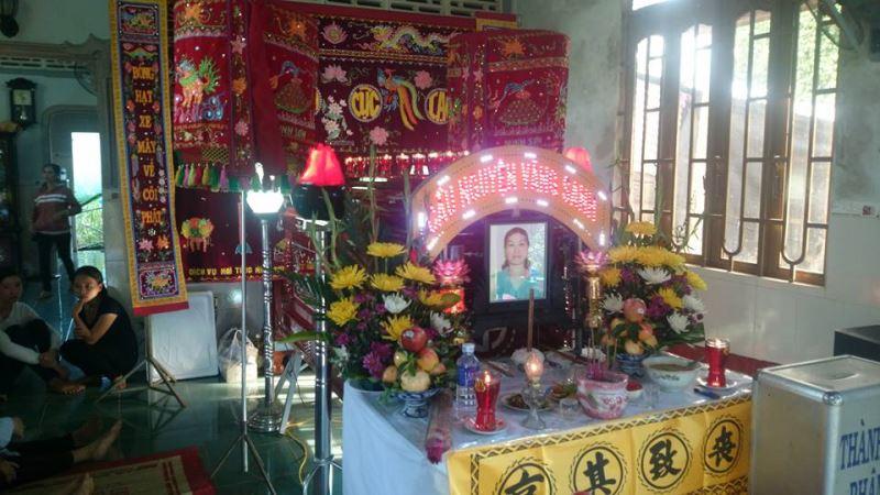 Tin buồn: bà Lê Thị Kim Chung qua đời