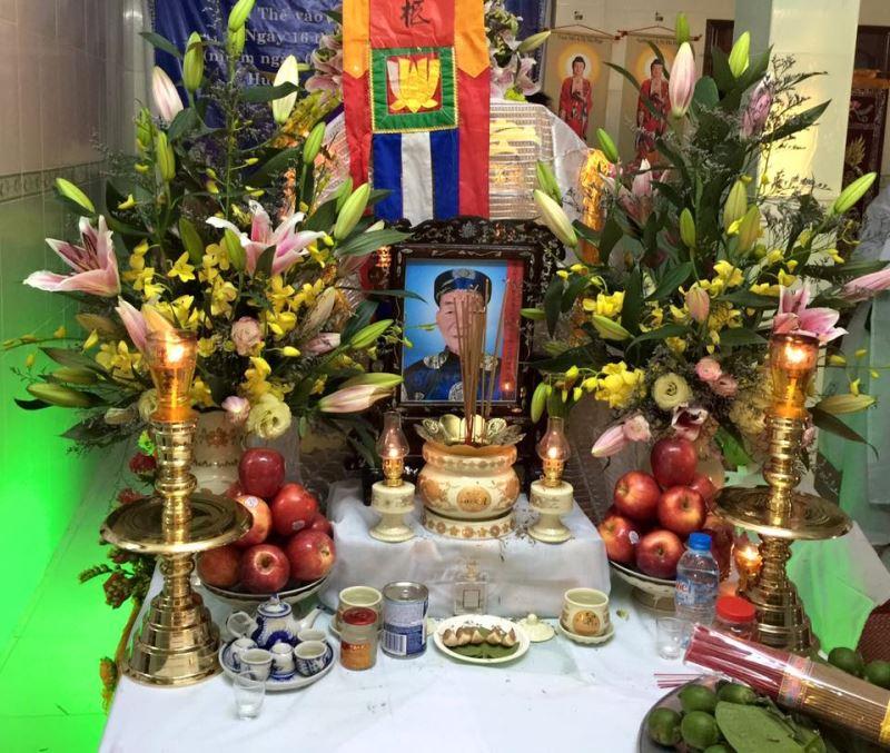 Ông Nguyễn Màng, PD Nguyên Đức Qua Đời