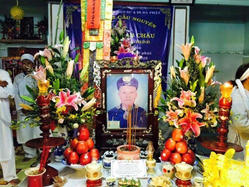 Ôn Phan Cháu qua đời