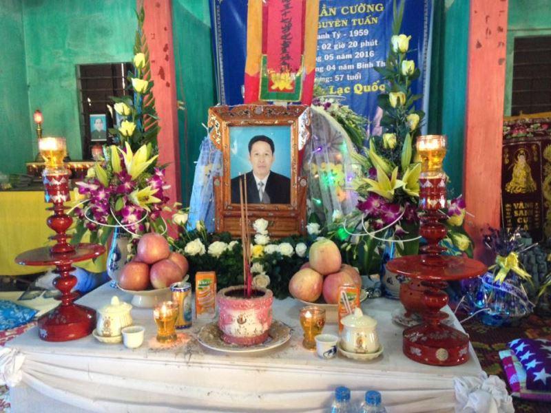 Ông Trần Cường qua đời