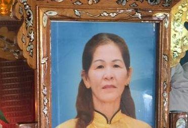 Trần Thị Hường Qua Đời
