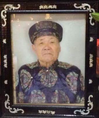 Ôn Hồ Văn Hoanh qua đời