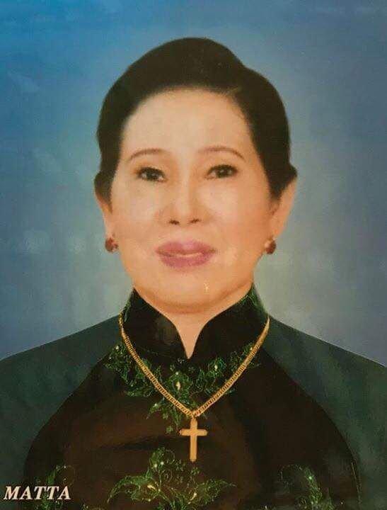 Bà Văn Thị Cả Qua Đời