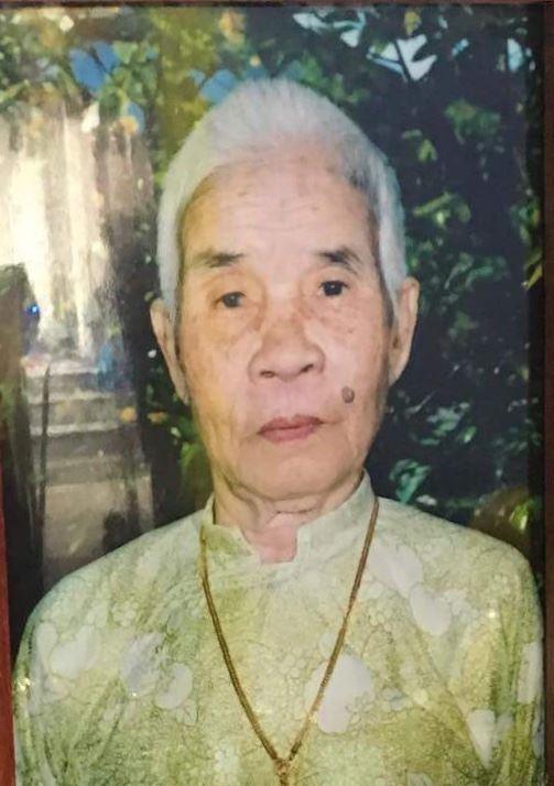Bà Huỳnh Đặng Thị Nội (Tức Qua) Qua Đời