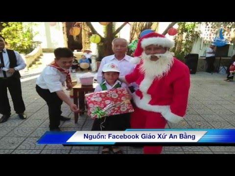 Phóng sự Giáng sinh Anbangnews 2015
