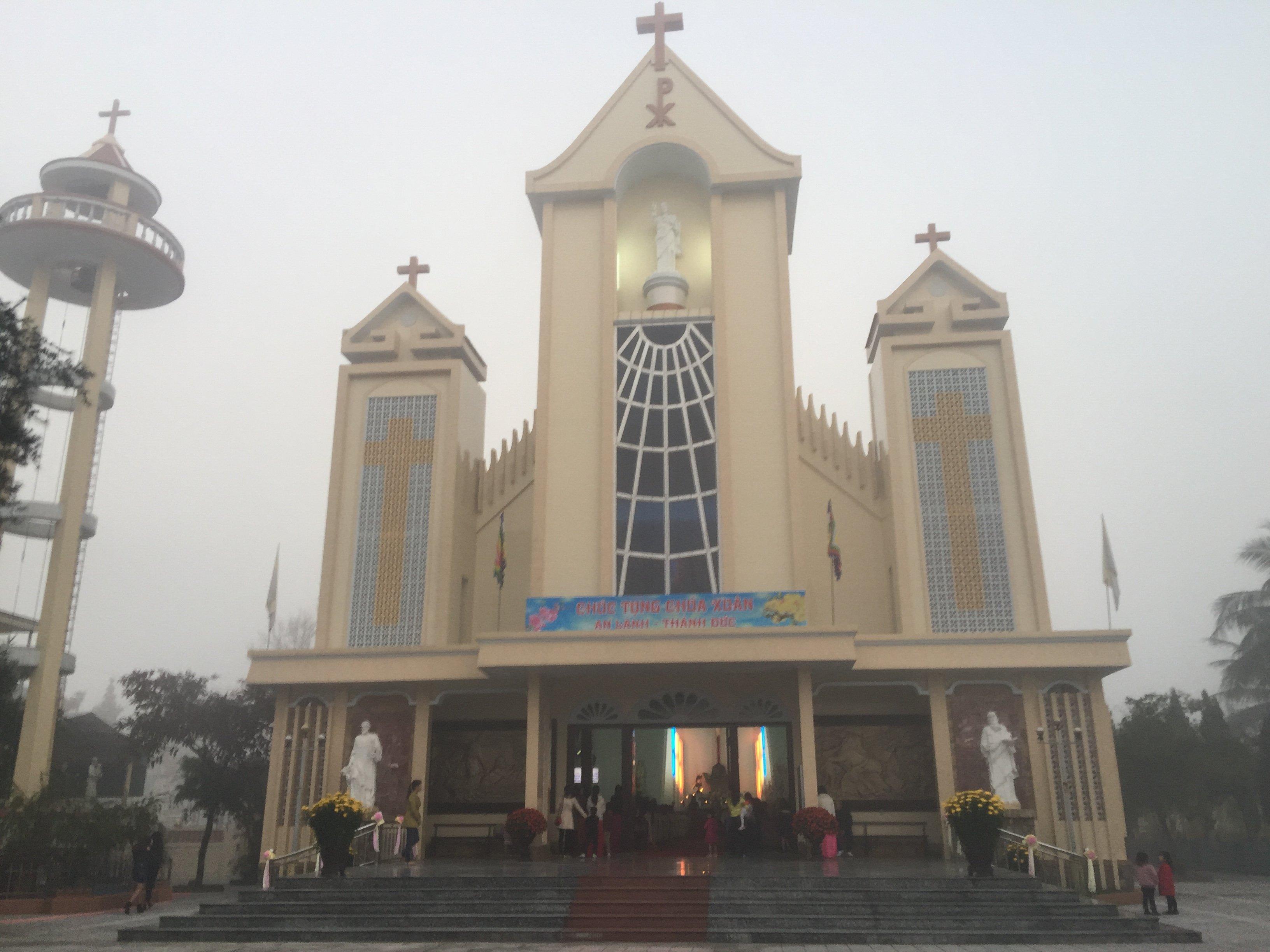 Thánh Lễ Đầu Năm Của Giáo Dân An Bằng
