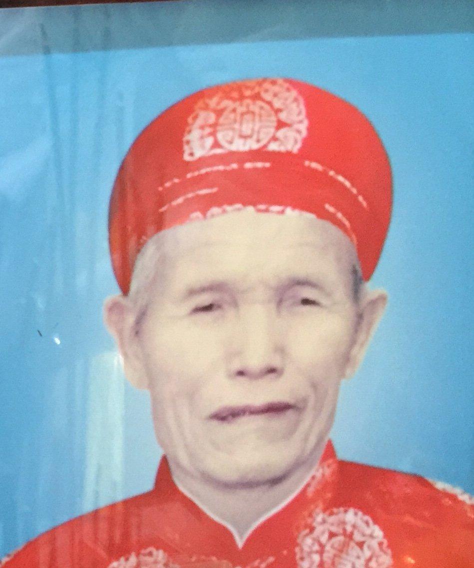 Ông Nguyễn  Văn Tiến qua đời