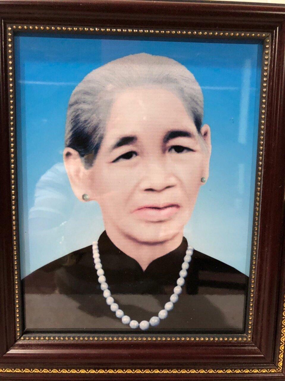 Mệ Văn Thị Ngại qua đời