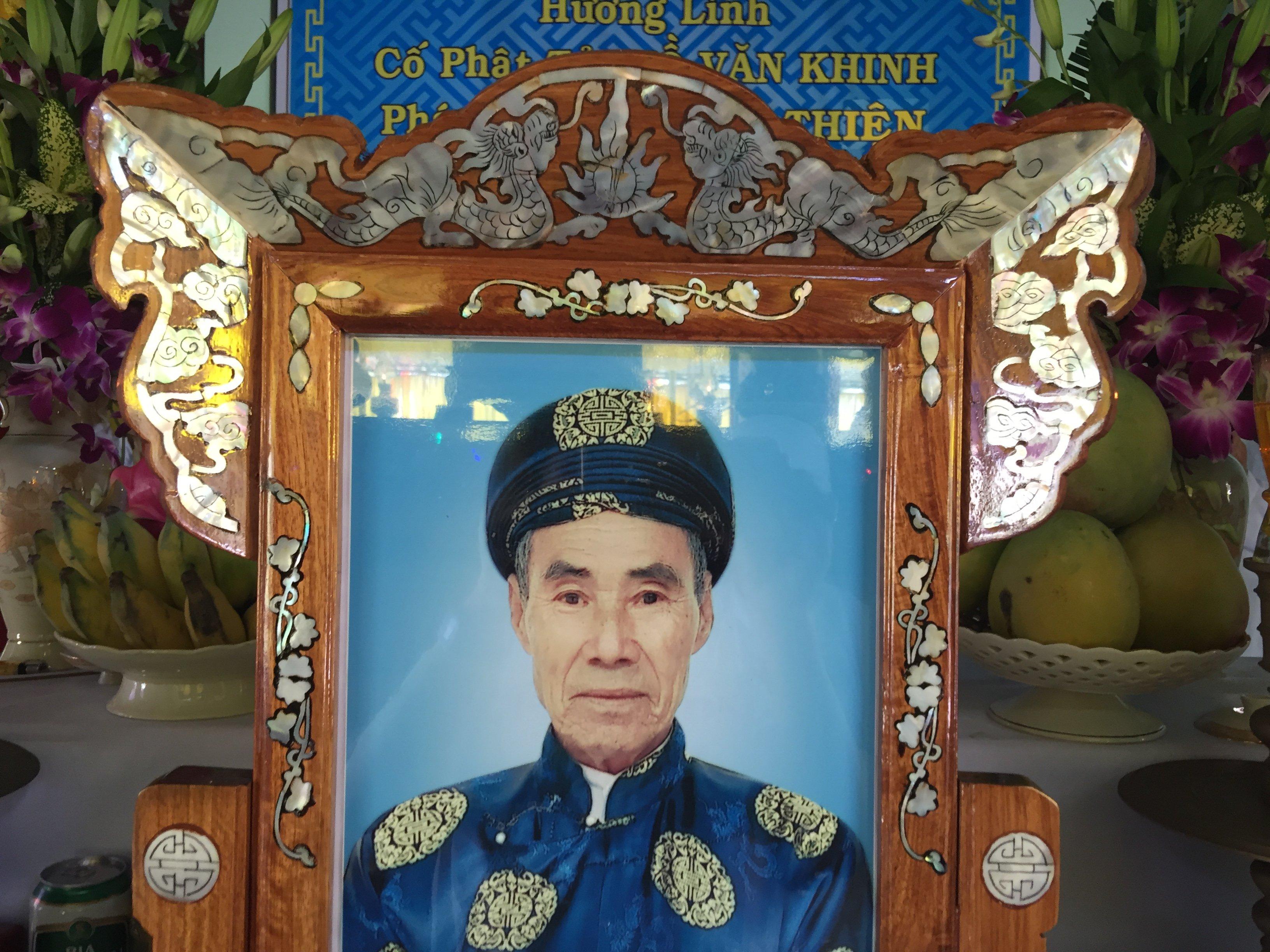 ông Hồ Văn Khinh qua đời