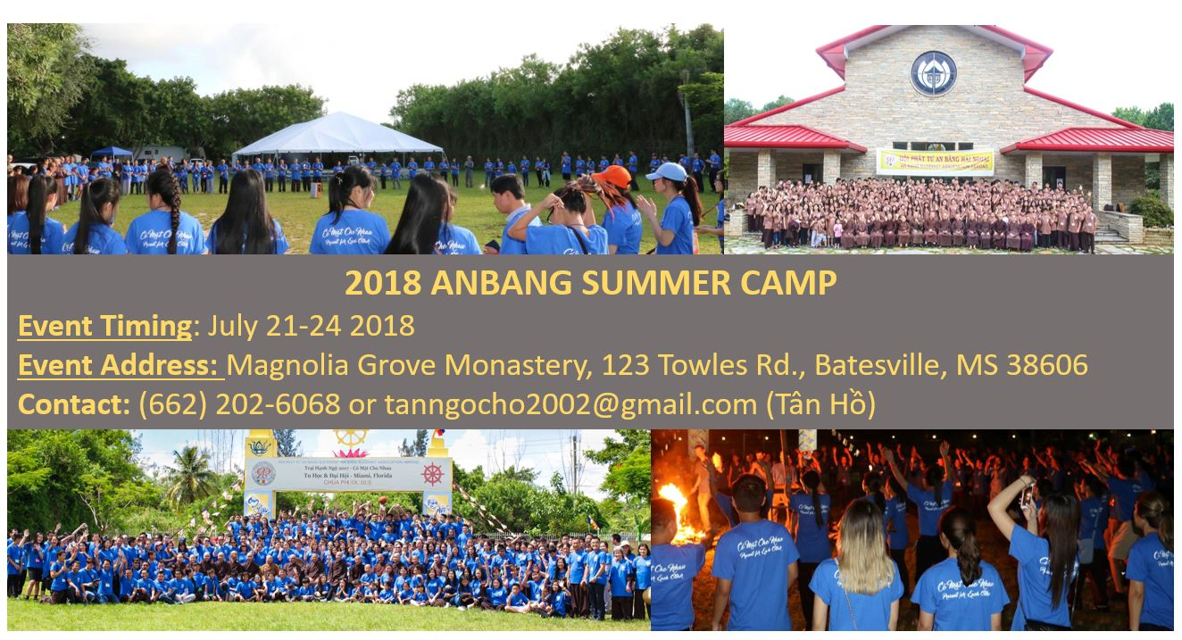 HPTABHN – Trại Hè An Bằng 2018 An Bang Summer Camp