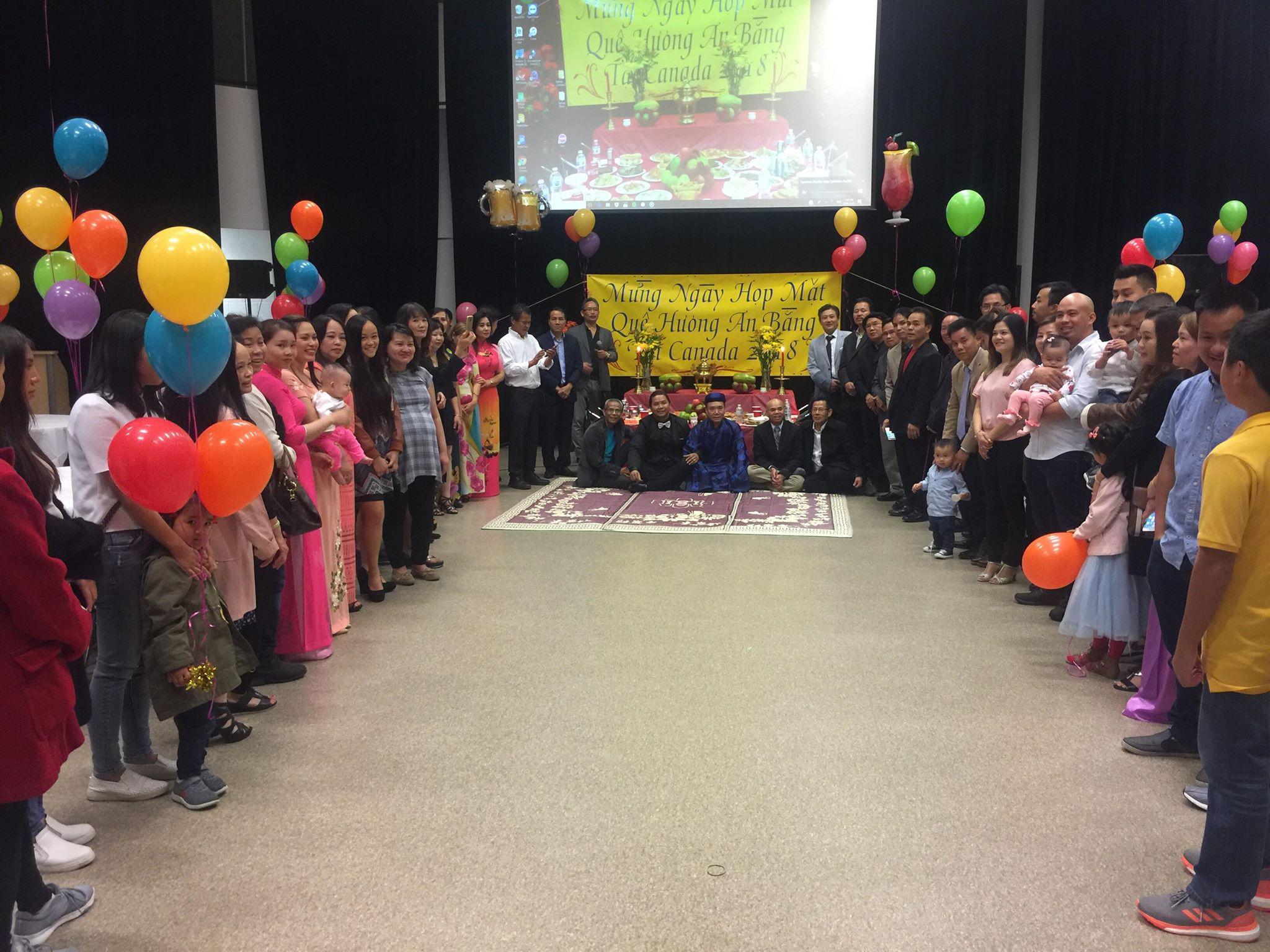 Người An Bằng Tại Canada Họp Mặt 2018