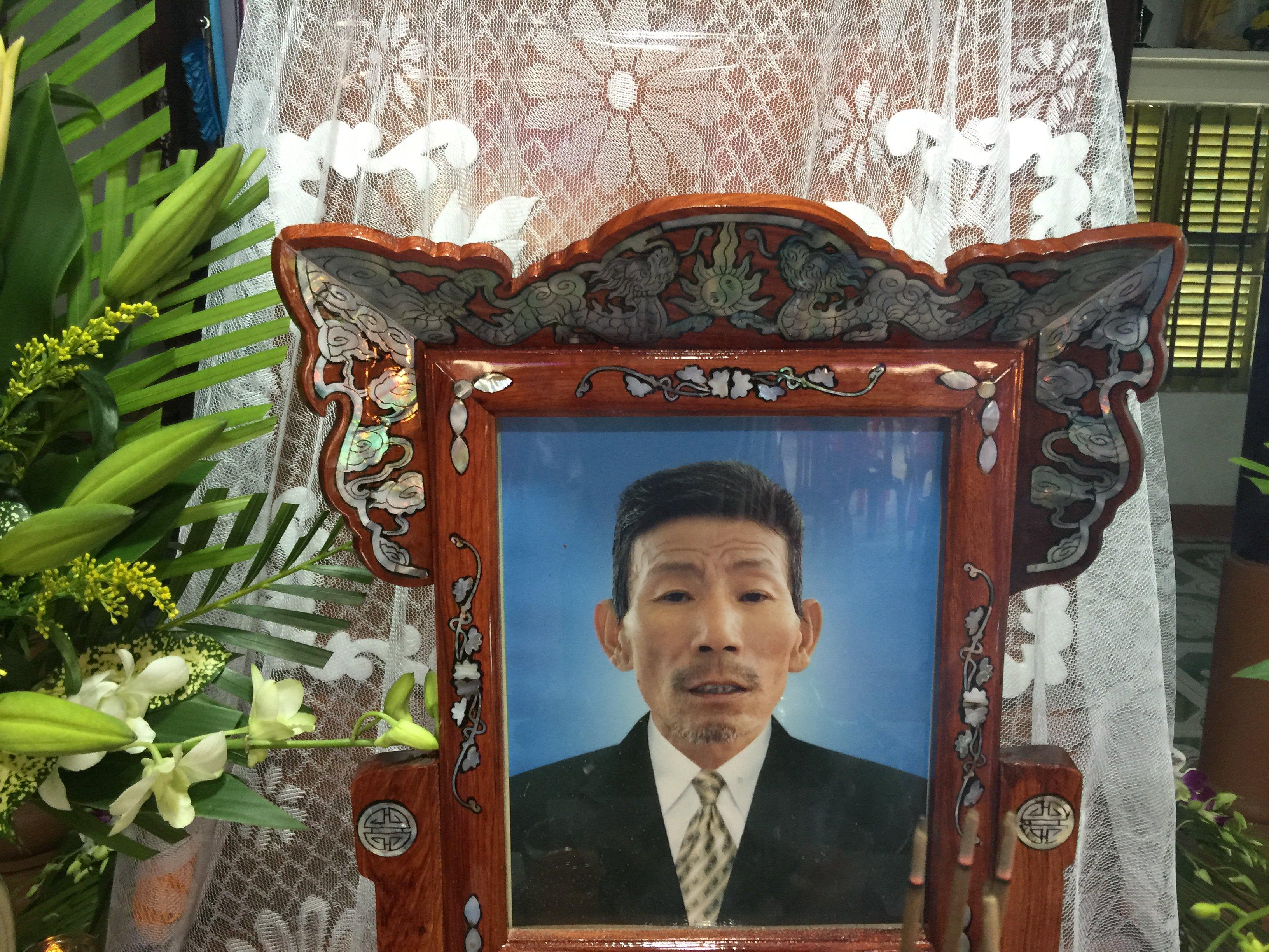 Anh Bênêđíctô Nguyễn Văn Quốc qua đời