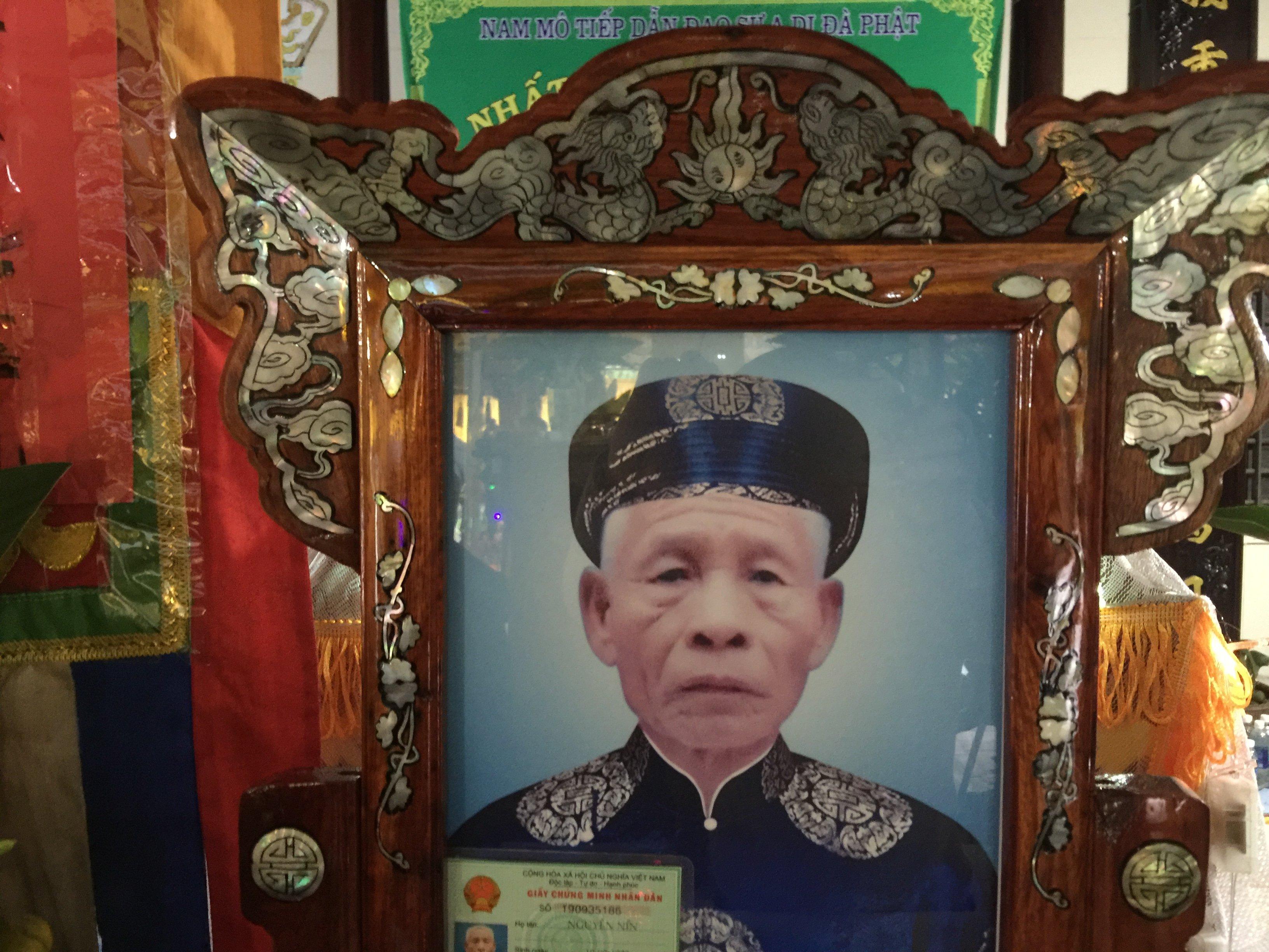 Ông Nguyễn Nín qua đời