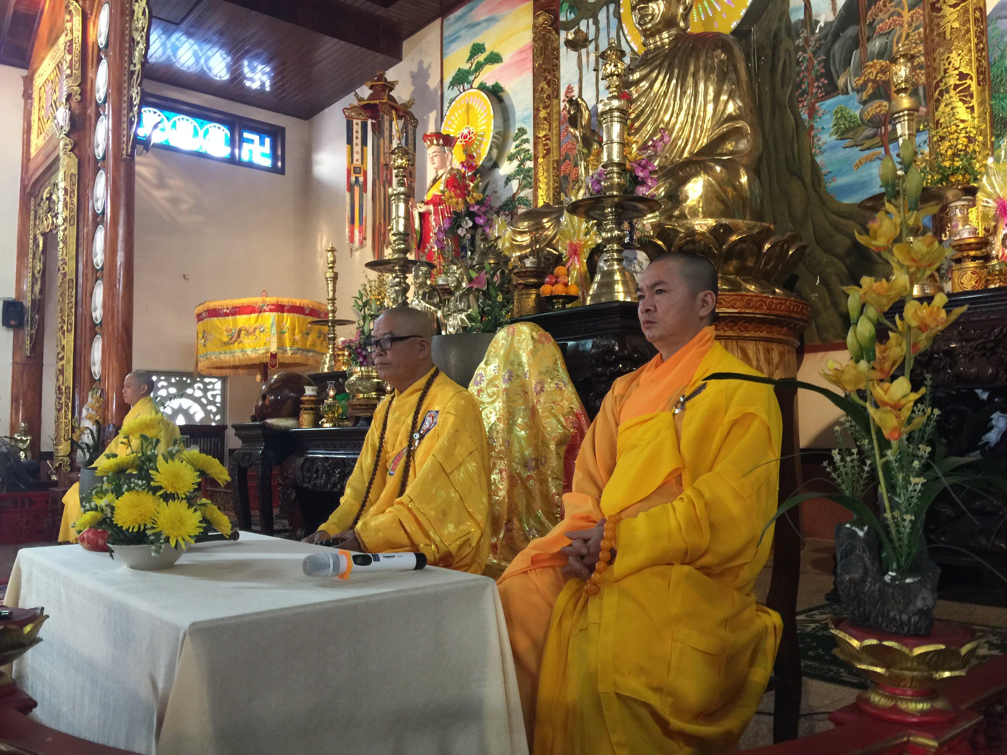 Chùa An Bằng lễ cầu an đầu năm Kỷ Hợi – 2019
