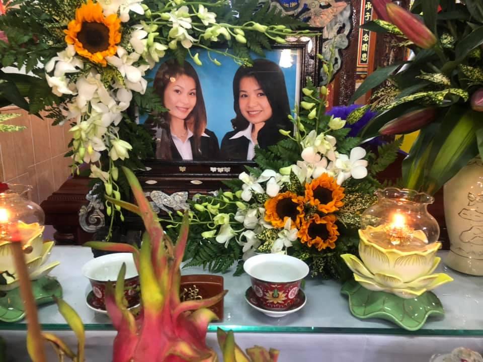 Lễ tang của Văn Thị Mỹ Lan và Văn Thị Mỹ Lệ tại An Bằng-Việt Nam
