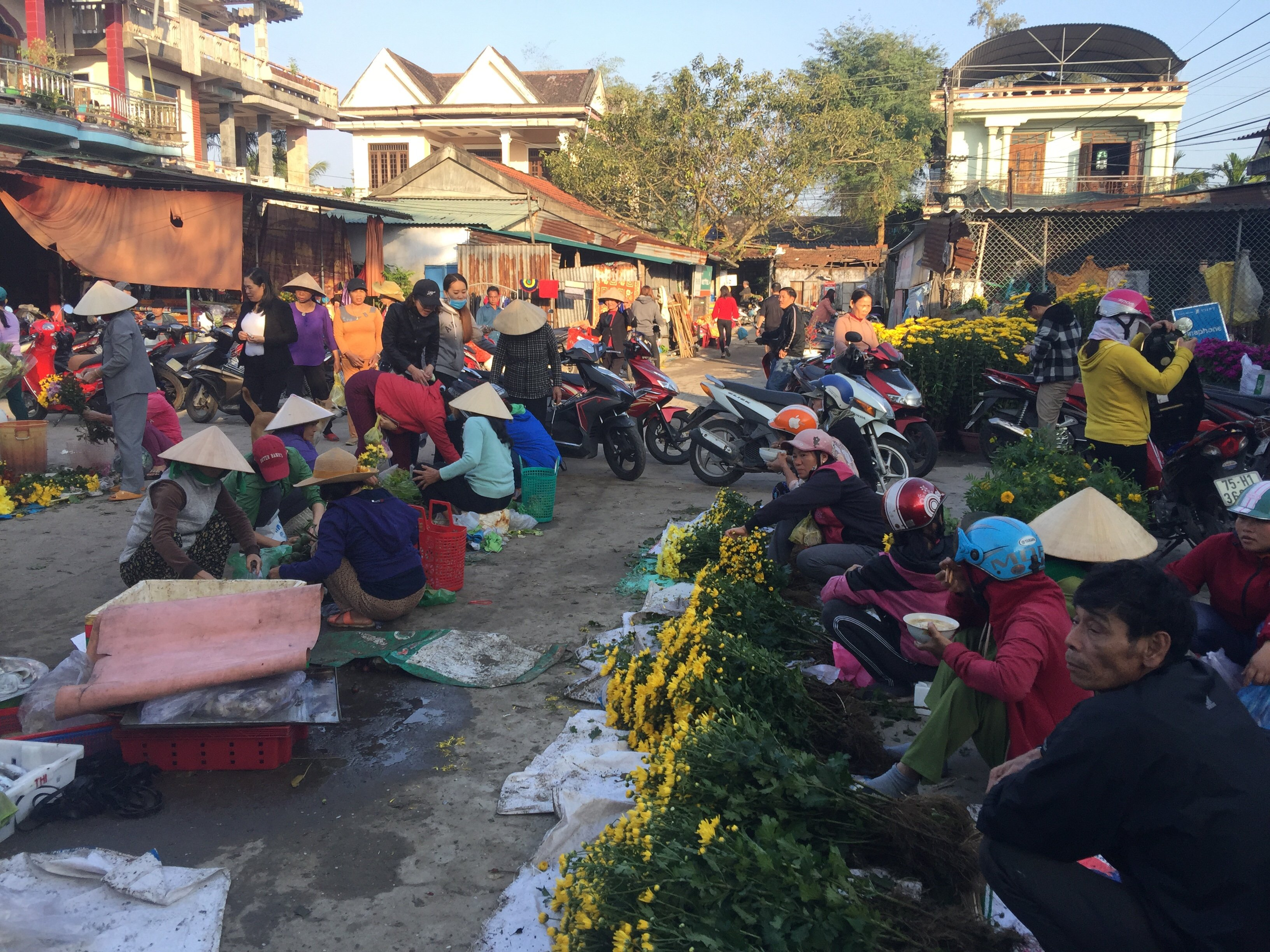 Chợ Tết Kỷ Hợi-2019