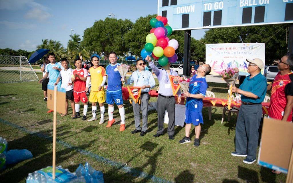 Các Giải Thể Thao An Bằng – Sports Tournaments