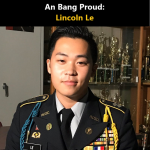 Lincoln Le, The Cadet Battalion Commander, Has An Bang Root