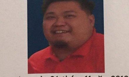Anh Bê-nê-đíc-tô Nguyễn Jimmy qua đời
