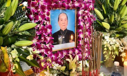 Cụ Bà Maria Văn Thị Đãi Qua Đời