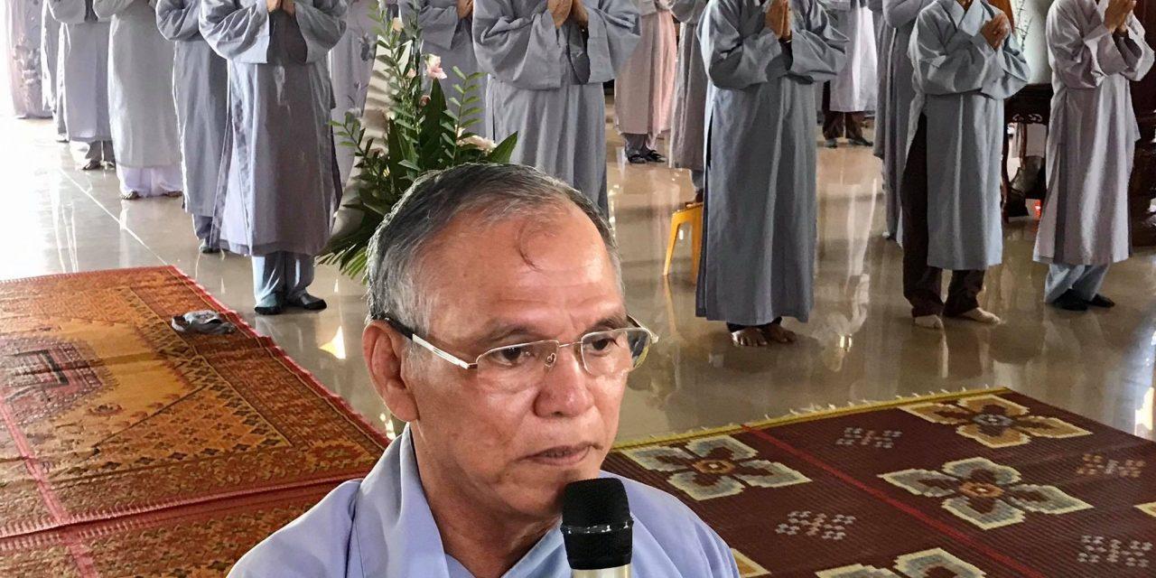 Chuà An Bằng mừng lễ Phật Đản -PL 2564(2020)