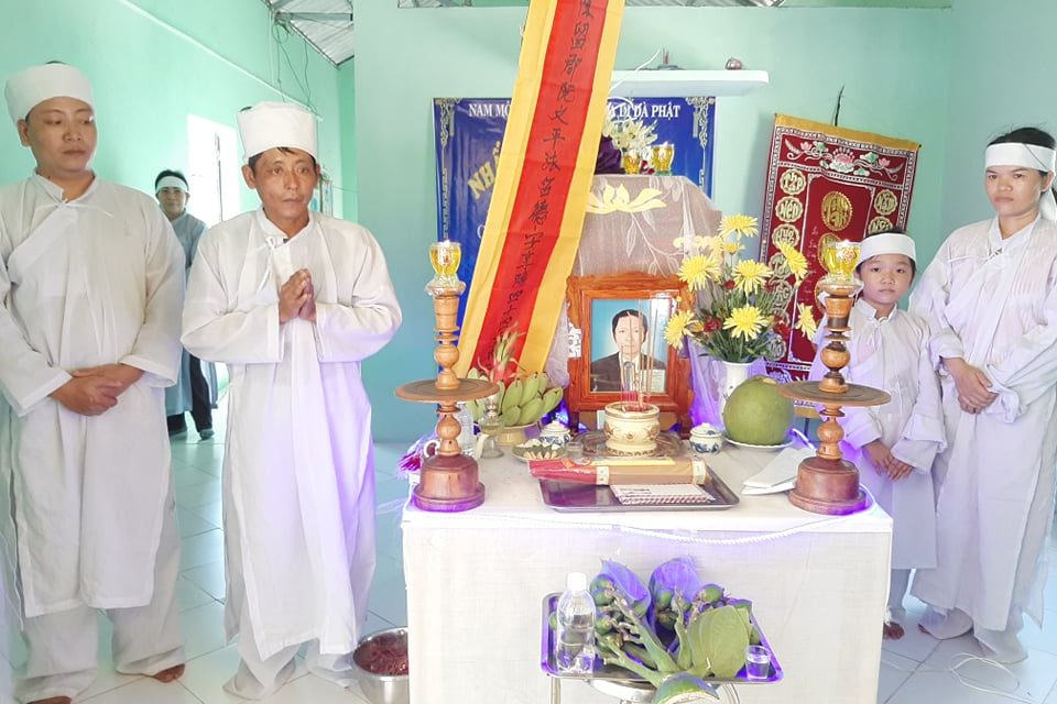 Anh Nguyễn Văn Bình Qua Đời