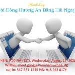 Họp Thành Lập Hội Đồng Hương An Bằng Hải Ngoại (Online Meeting)