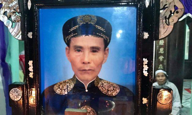 Ông Giuse Nguyễn Văn Cả qua đời