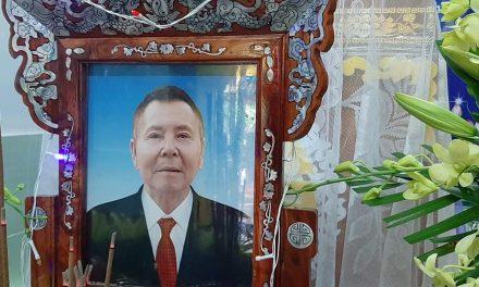 Ông Huỳnh Văn Diễn qua đời