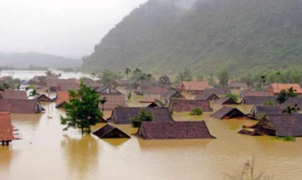 The Anbangers Aid Central Vietnam Victims Due To Rainstorm and Flood