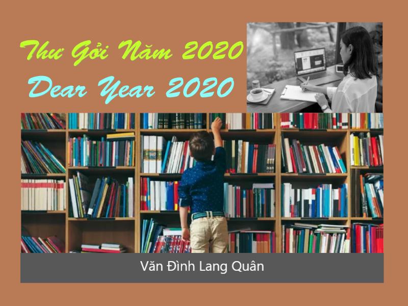 Thư Gởi Năm 2020 – Dear 2020