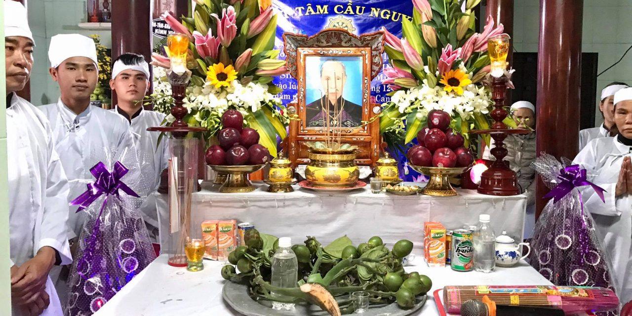 Mệ Trương Thị Tha, pd Nguyên Vịnh, Qua Đời