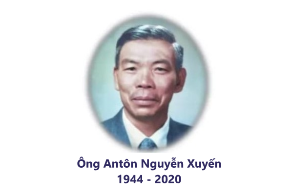 Ông Antôn Nguyễn Xuyến Qua Đời