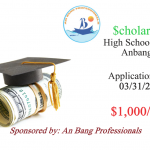 Scholarship for An Bang High School Seniors