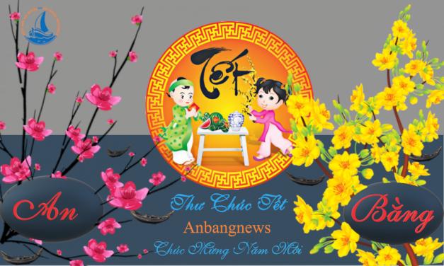 Thư Chúc Xuân – Anbangnews