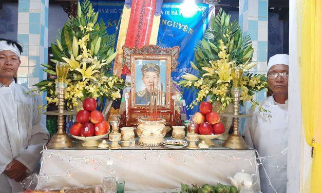 Ôn Nguyễn Lòn, pd Nguyên Hiền, Qua Đời