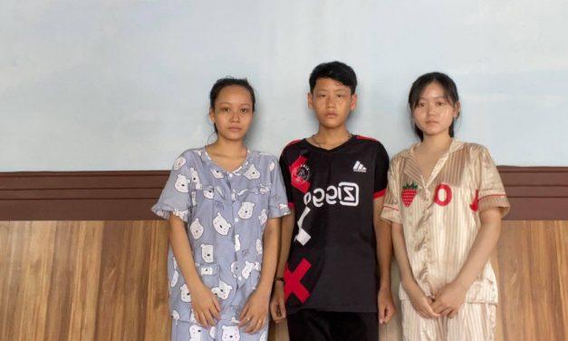 Mồ Côi Cha Mẹ, Hai Chị Em Cần Giúp Đỡ