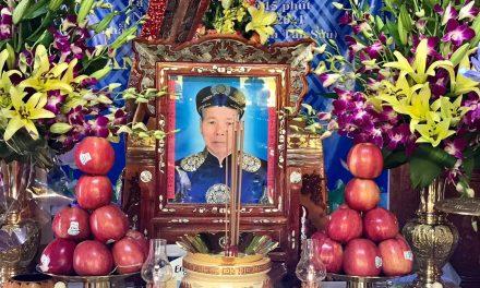 Ông Nguyễn Văn Mường qua đời