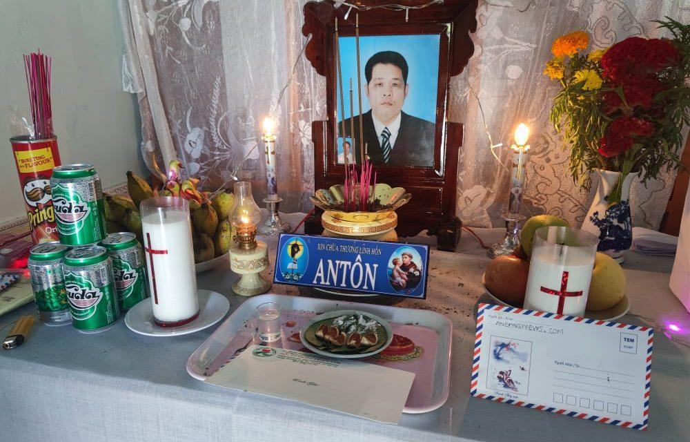 Anh Antôn Lê Văn Nam Qua Đời Tại Bình Dương